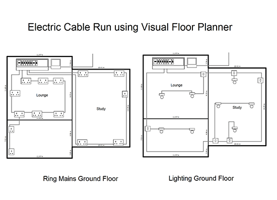 Electrical Floor Plan
